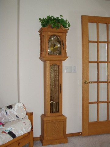 Jobbers this is wood grandfather clock plans - Grandfather clock blueprints ...